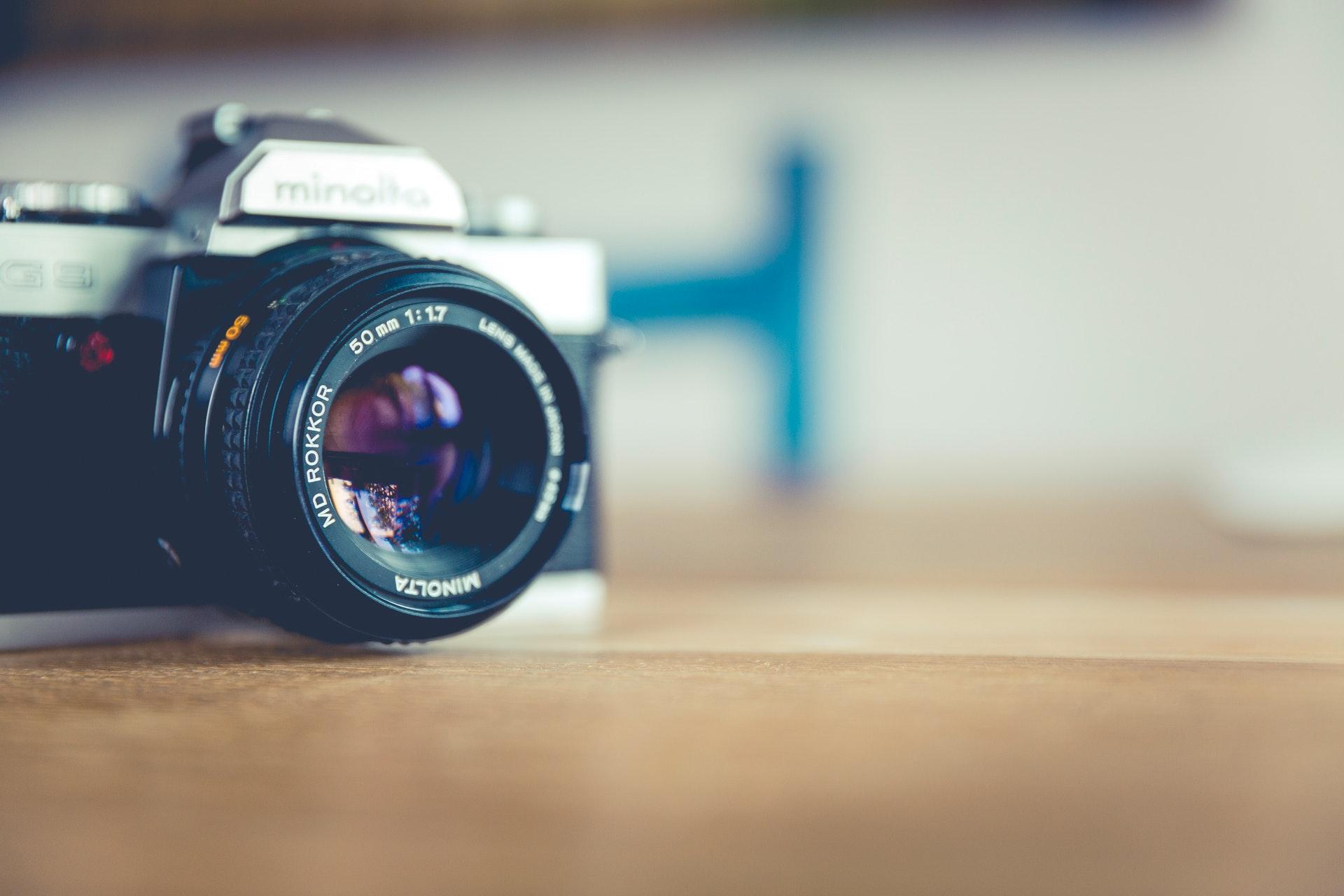 Como me tornei fotógrafo