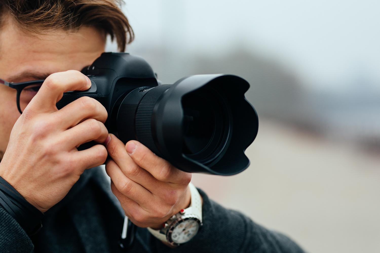 fotografar uma paisagem